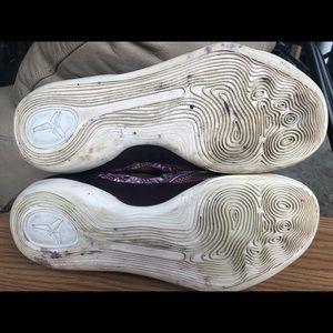 Nike Shoes - Nike Kobe IX 9 EM Silk Paisley Sneakers Size 10